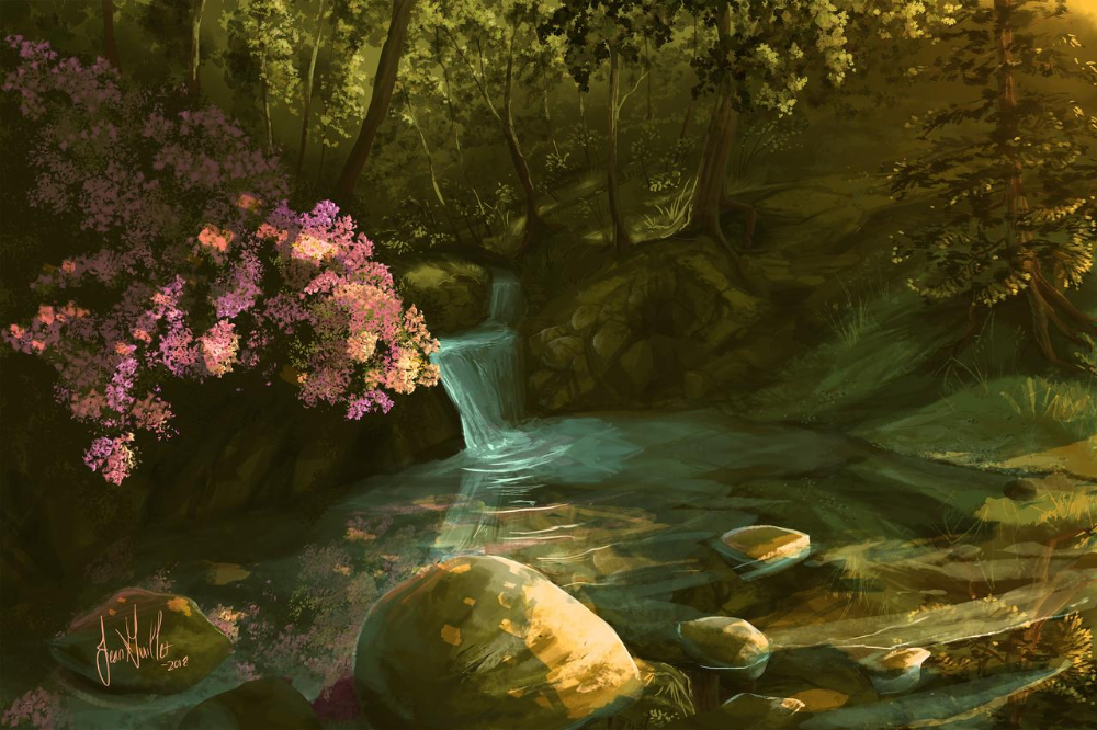 Oleander - Unique Art Platform - ARTCOSMOS