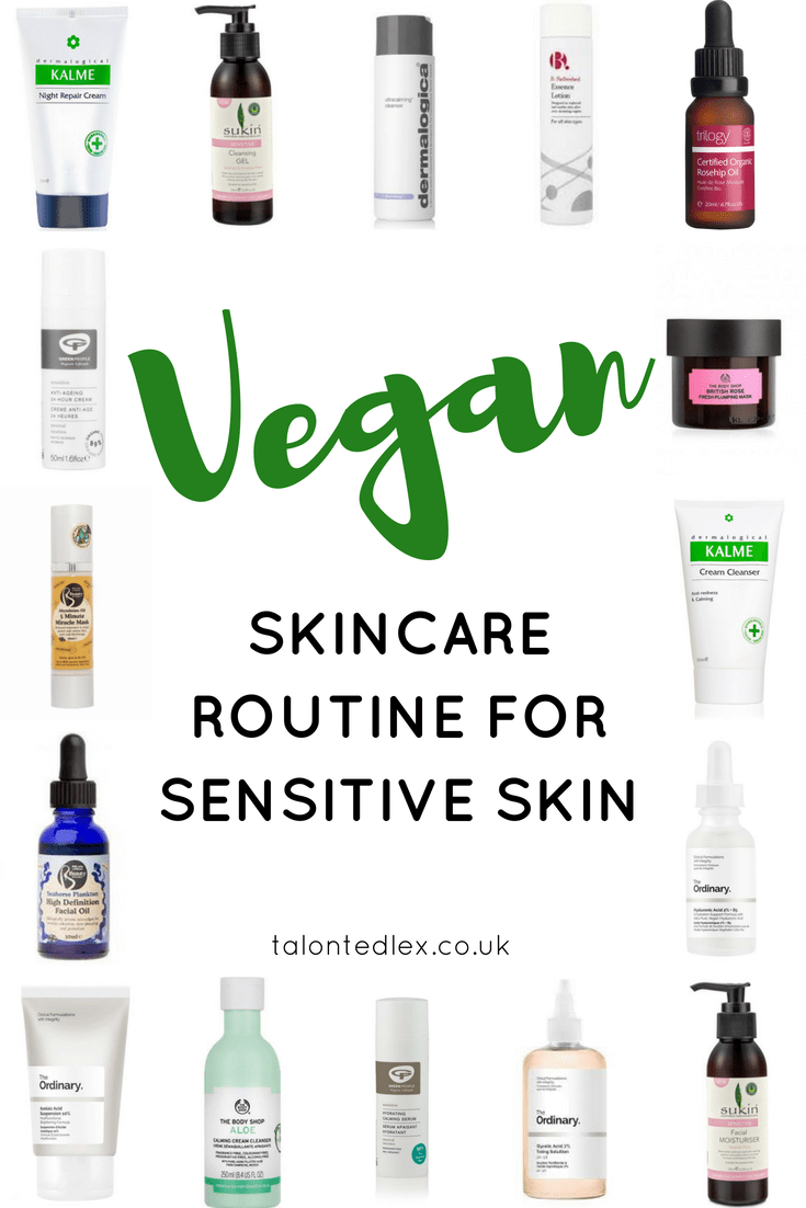 Vegan Skincare For Sensitive Skin Skincare Advice For Rosacea Lex Picks Sensitive Skin Vegan Skincare For Sensitive Skin Skin Care Advices Sensitive Skin