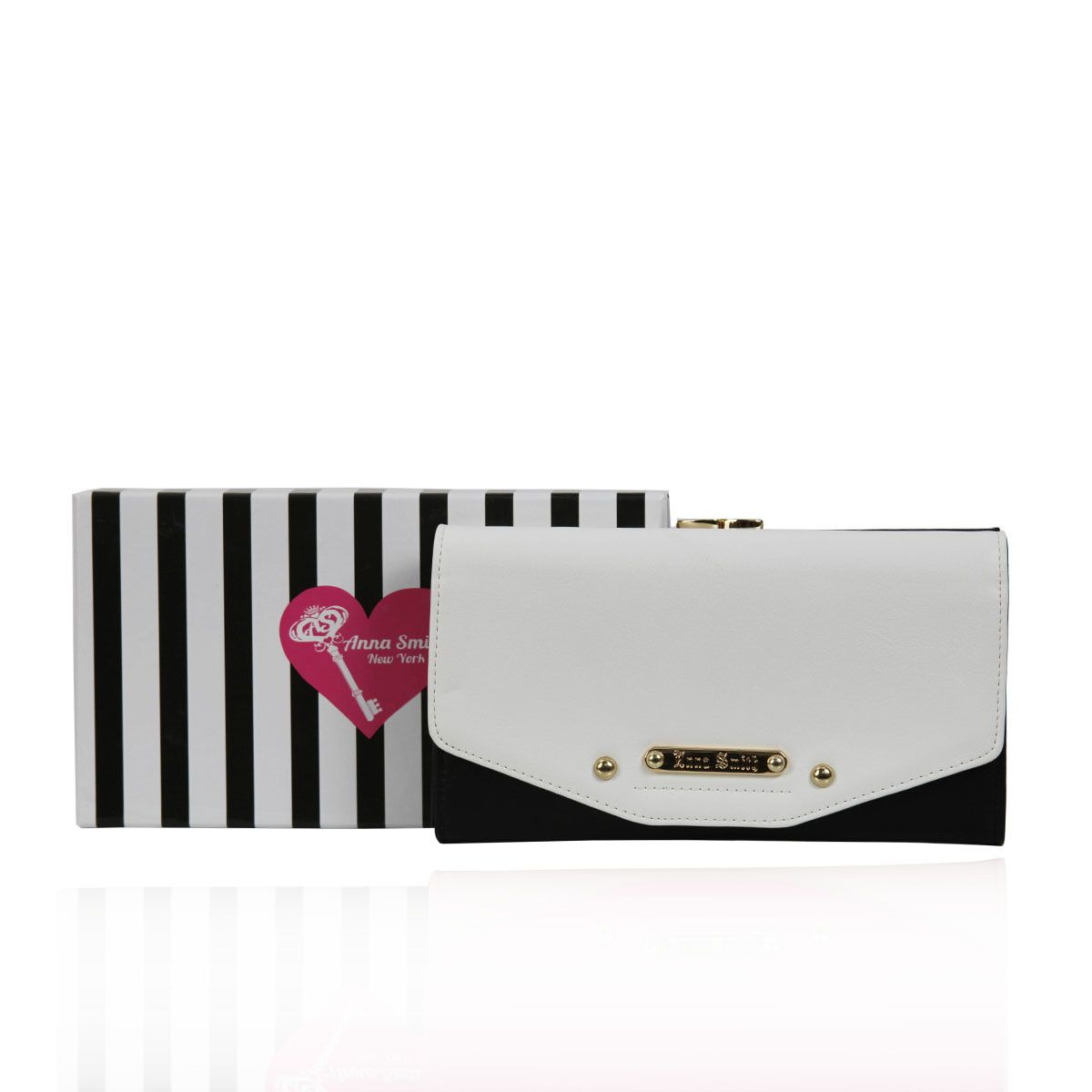 Gift Idea LYDC Designer Purse//Wallet with Gift Box