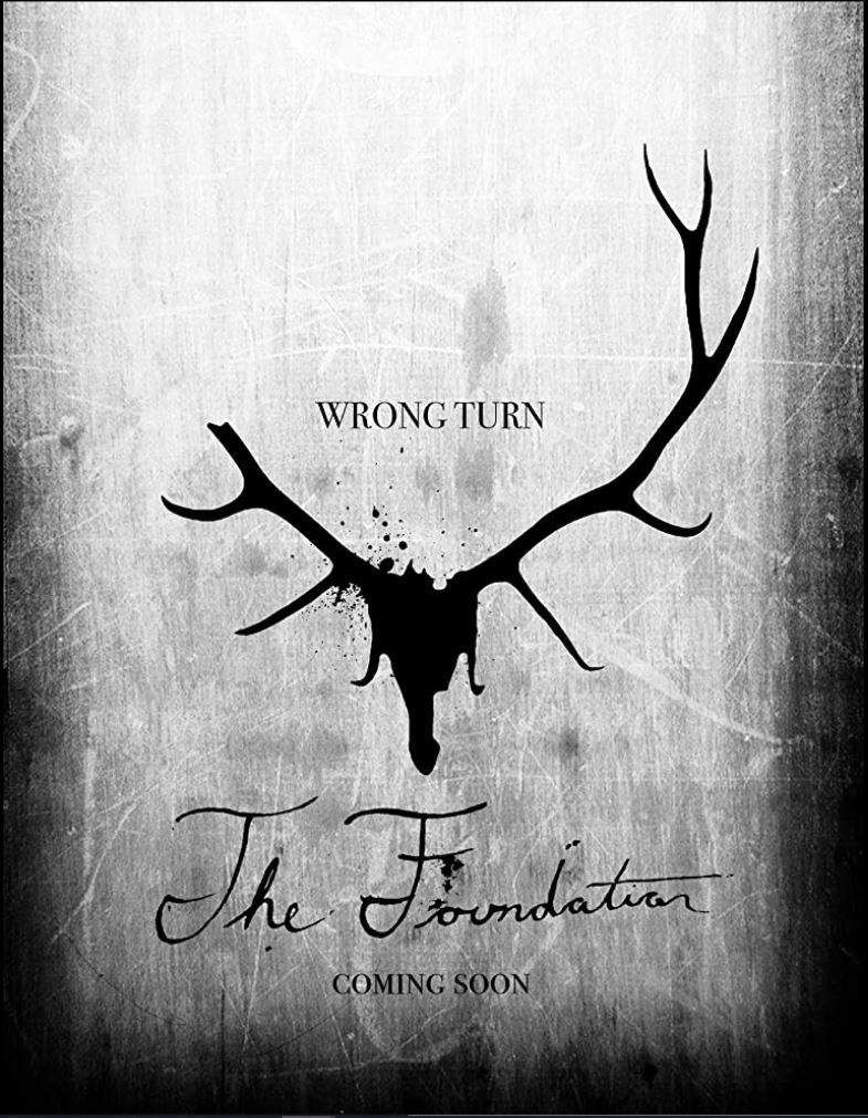 Wrong Turn The Foundation 2021 Dir Wrong Turn Turn Ons Horror Movies