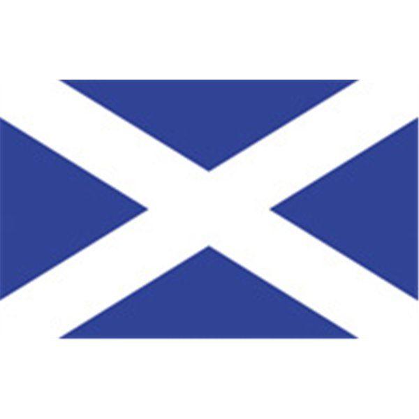 St Andrews Cross Courtesy Flag Scotland Cross Flag St Andrews Cross Scotland