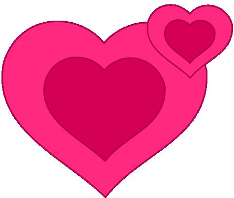 Hearts Pink Pink Heart Love Heart Emoji Heart Clip Art