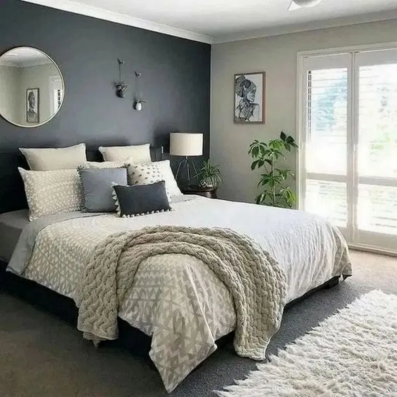 38 Comfortable Bedroom Ideas With The Latest 2020 Fashion Trend