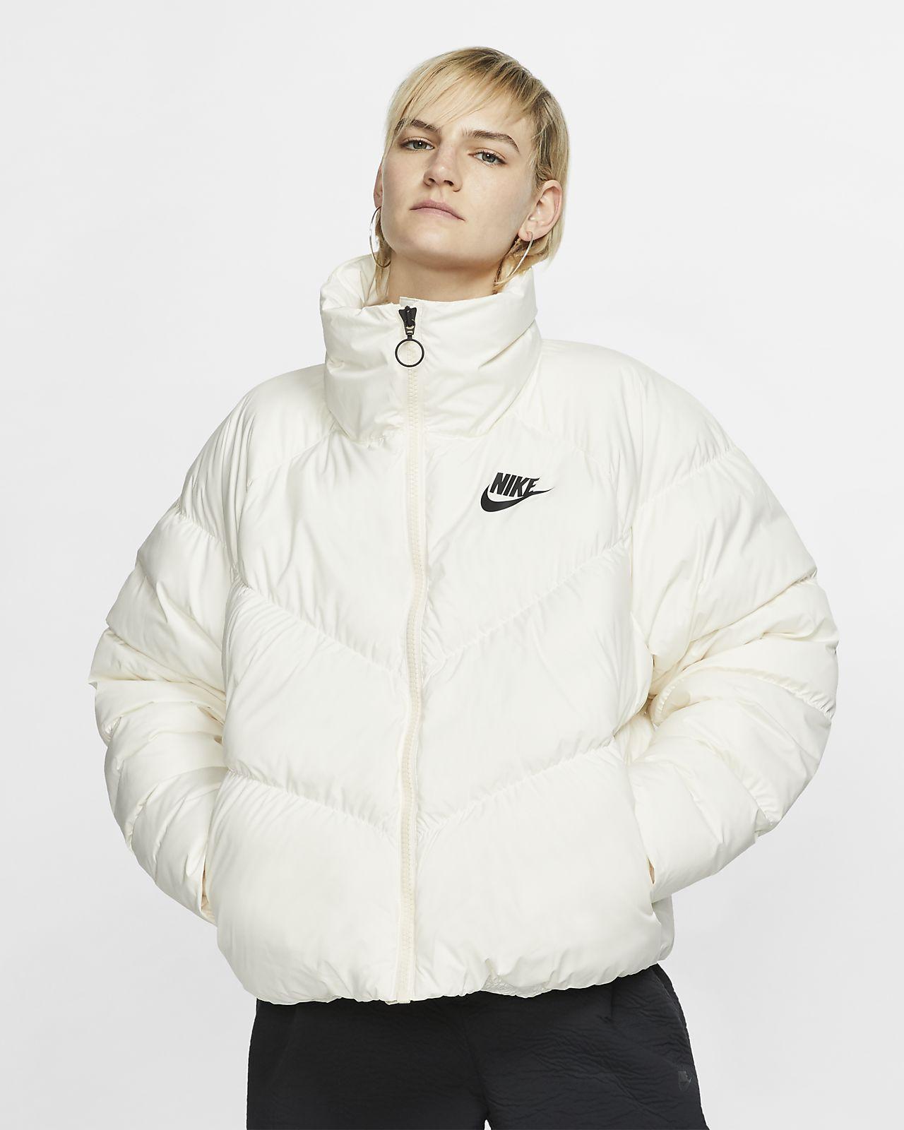 Nike Sportswear Synthetic Fill Women S Jacket Nike Com Jackets For Women Women S Windbreaker Nike Sportswear [ 1600 x 1280 Pixel ]