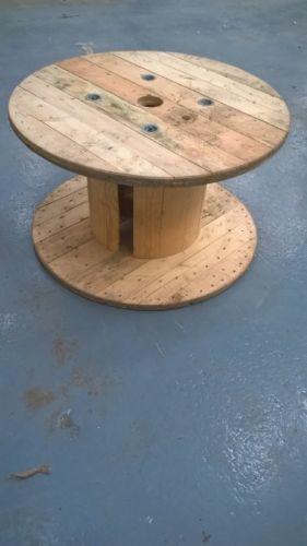 50 table basse touret cable electrique 90 x 53 x 3 5 deco loft industriel jardin distillery. Black Bedroom Furniture Sets. Home Design Ideas