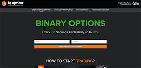Setting up an options trading account