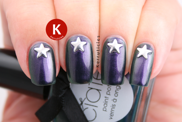 Ciaté Starlet duochrome with star studs
