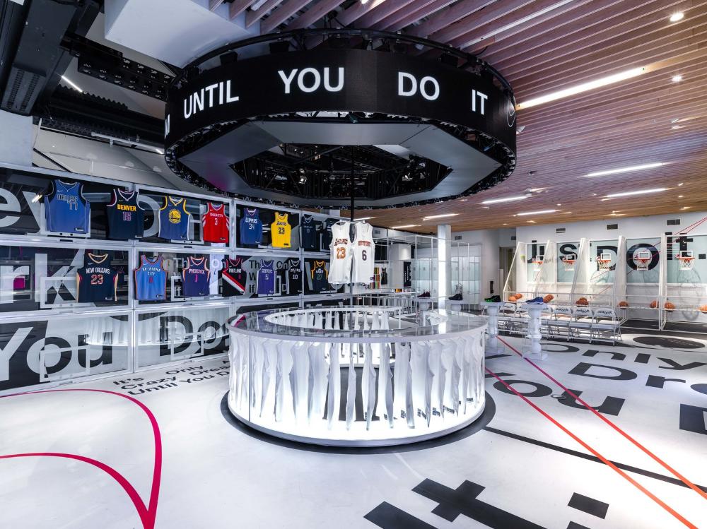 Nike Just Do It — RANDALL TIPTON Just do it, Tipton, Nike