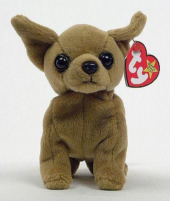 7570c03700c Tiny - dog - Chihuahua - Ty Beanie Babies