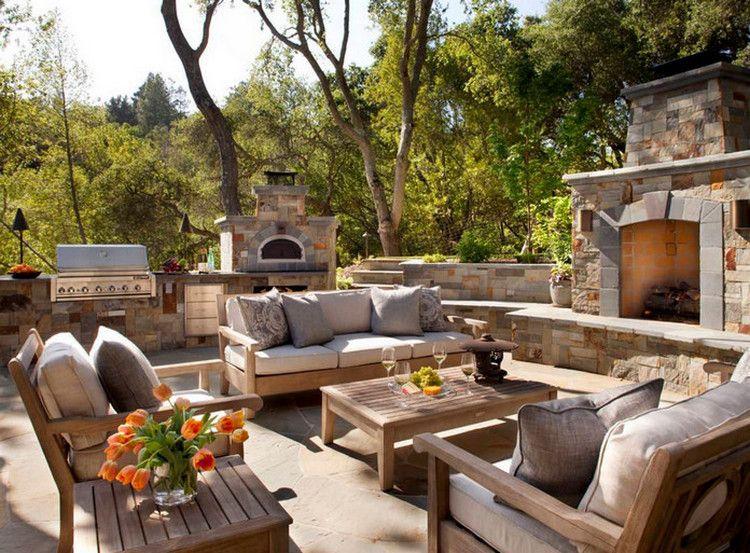 Beau Spectacular Outdoor Living Spaces (25 Photos)