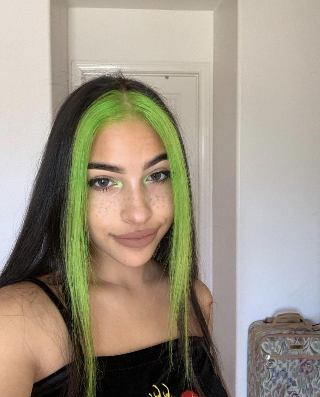 How To Be An Egirl In 2020 Cool Hairstyles Cute Hair Colors Purple Grey Hair