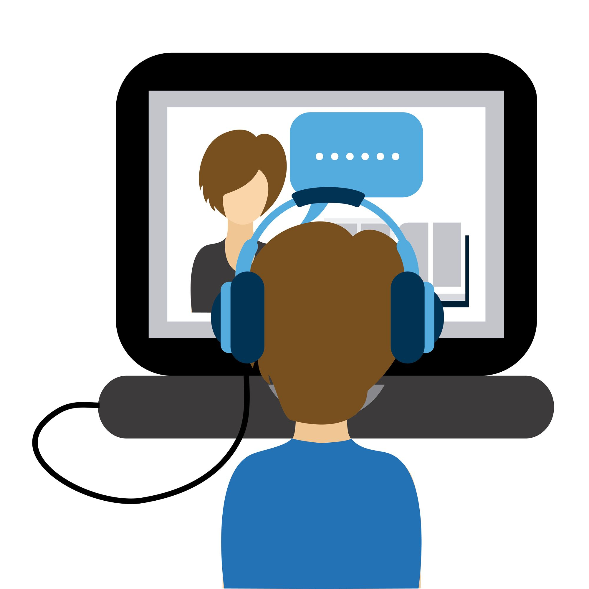 6 Ways To Ensure Public Virtual Schools Serve All Students Virtual School Online Learning School Illustration