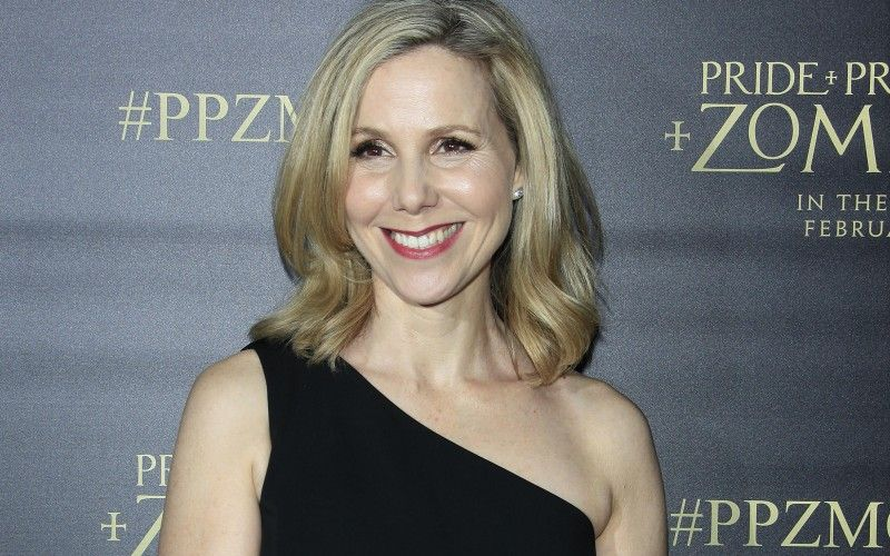 Sally Phillips has a son with Down's Syndrome (PatrickMcMullan.com via AP Images)