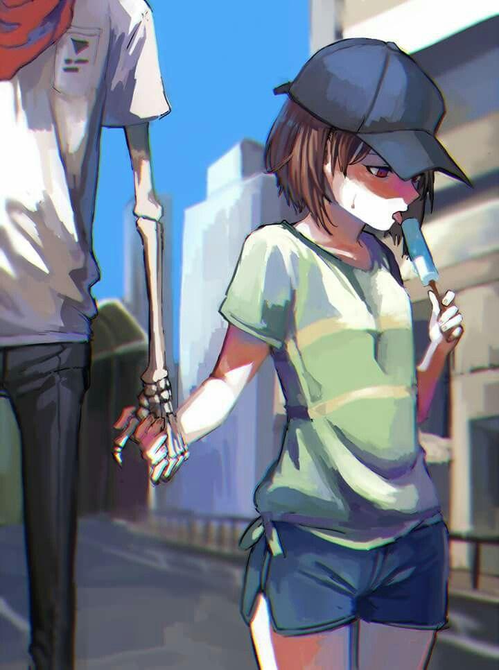 30+ Anime is real undertale ideas