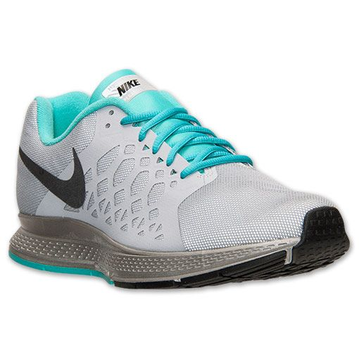 Men's Nike Zoom Pegasus 31 Flash Running Shoes | Finish Line | Reflect  Silver/Black