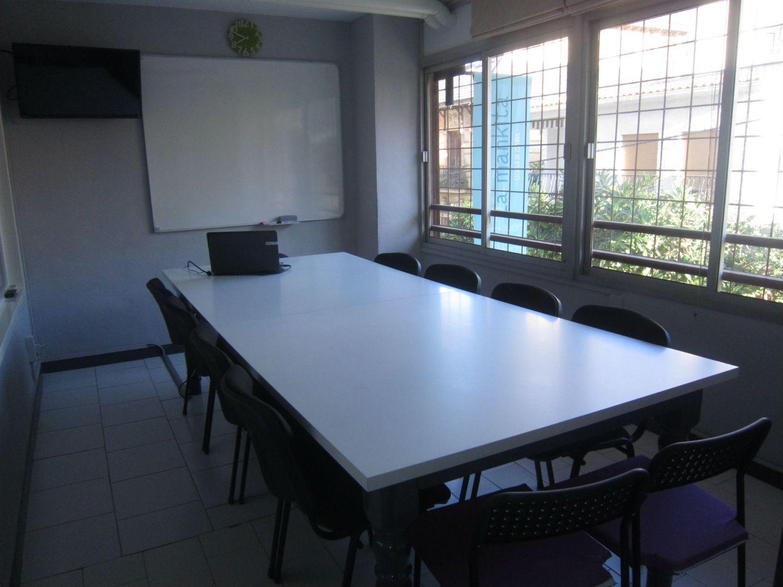 Alquiler de aulas Odoor formación Málaga Aula, Mesa
