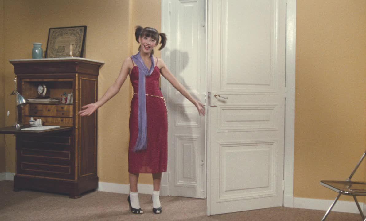 Sophie Marceau in the film 'La Boum I' (1980)