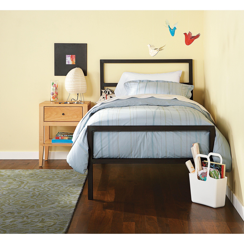 Room Board Parsons Bed In Kids In 2020 Modern Kids Furniture