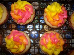 My Little Cupcake: Double Almond Cupcakes