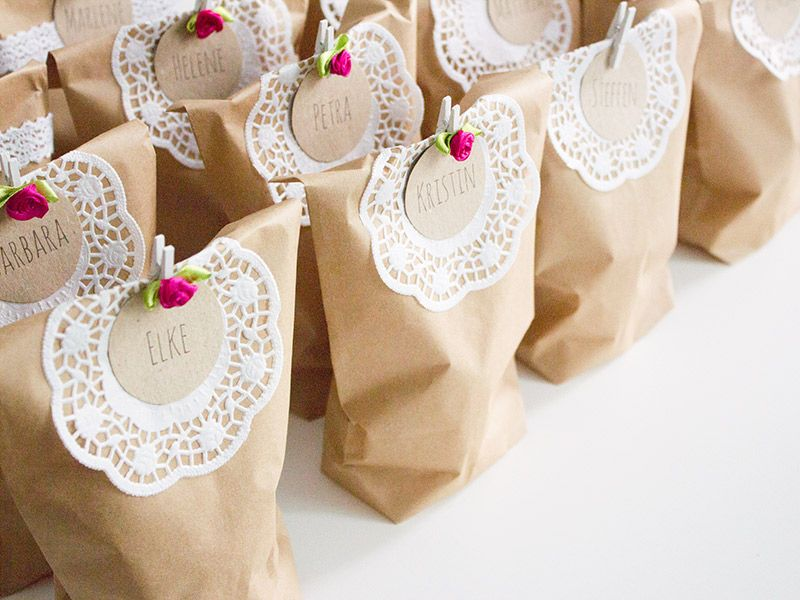 Gastgeschenke Hochzeit Hochzeit ❤ Pinterest