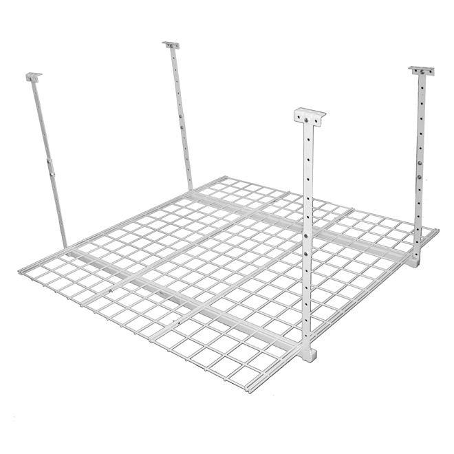 Unité de rangement pour plafond RANGEMENT GARAGE \ BUANDERIE - idee de rangement garage