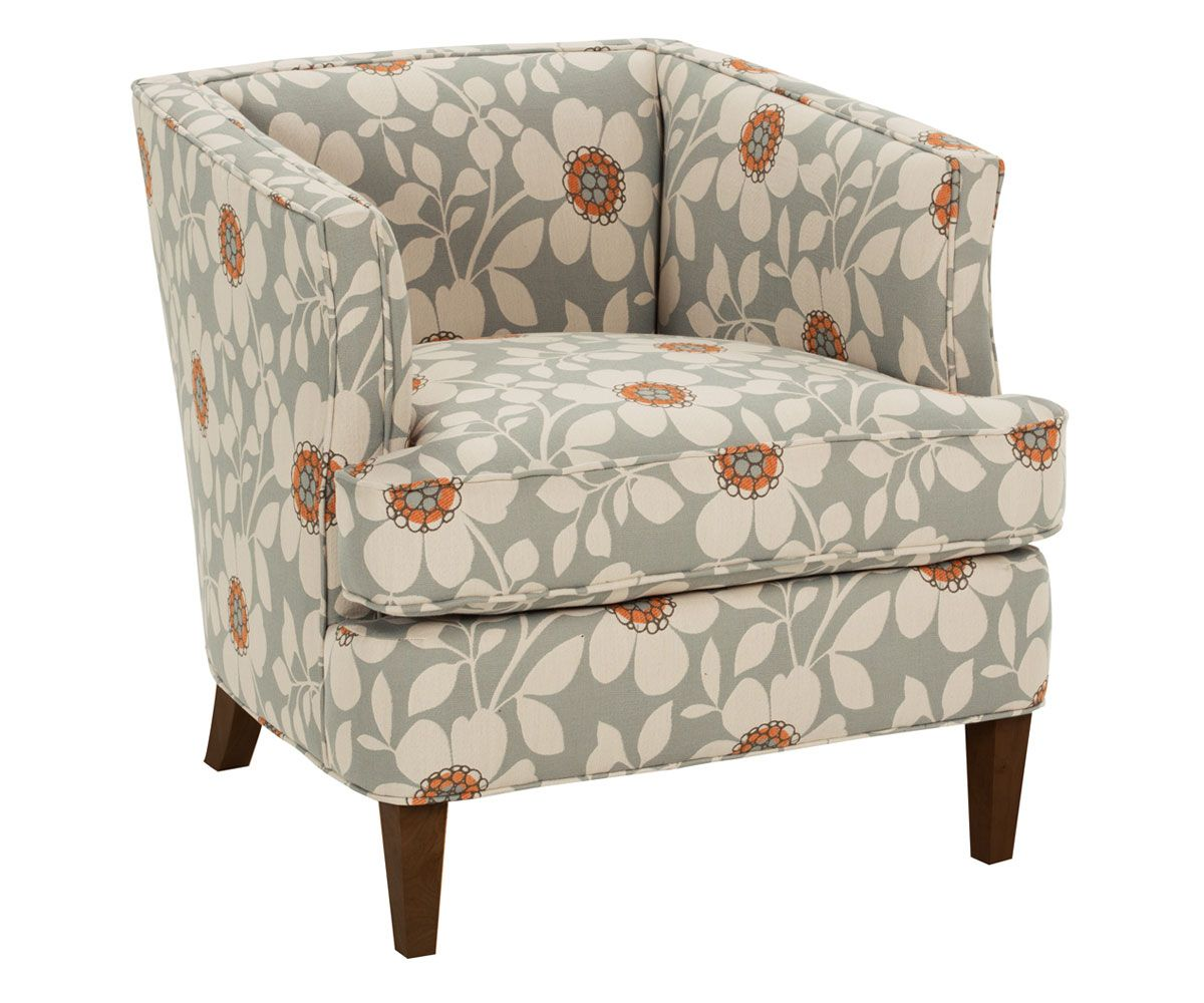 Stupendous Lizzie Fabric Upholstered Unique Small Accent Chair Made Forskolin Free Trial Chair Design Images Forskolin Free Trialorg