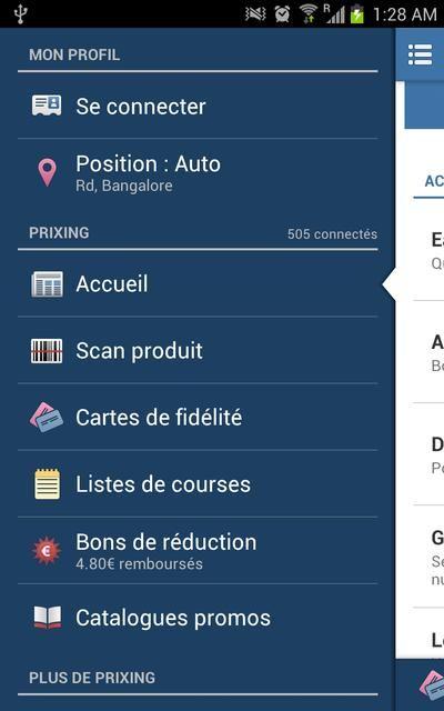 Apps Navigations