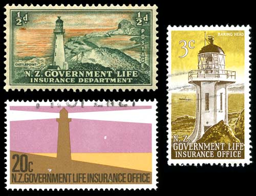 The First Stamps Issued In New Zealand That Did Not Feature Queen