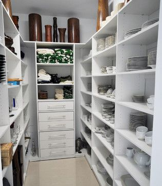 Modern Pantry Modern Closet Organizers Miami By Armadi