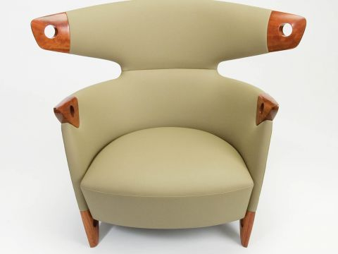 Award of Excellence for upholstery: Fetish