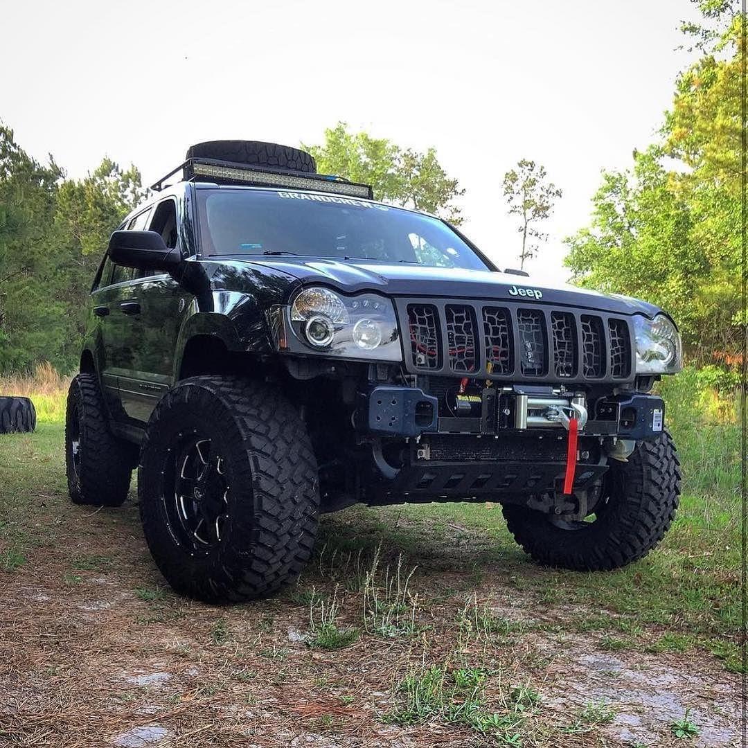 Jeep Cheroker: I Love That Grill Insert