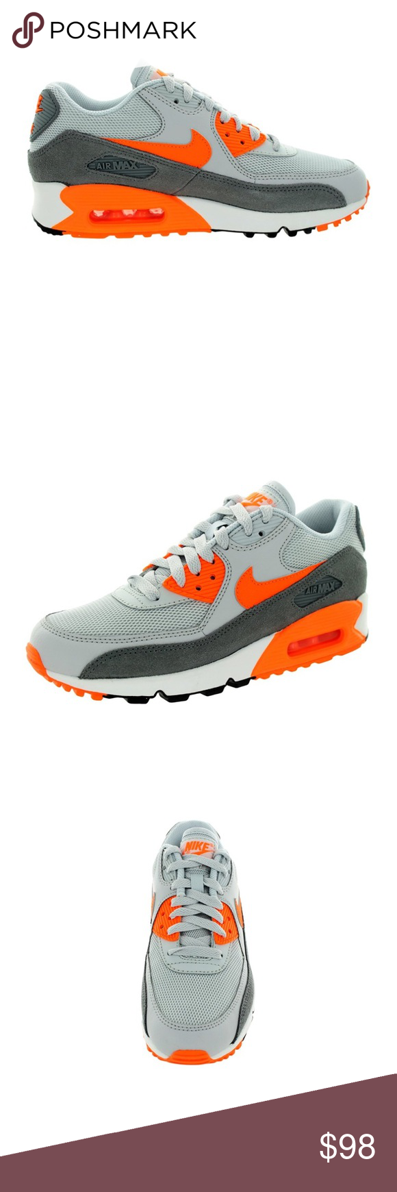 Nike Shoes | Mens Air Max 90 Essential Grape | Poshmark