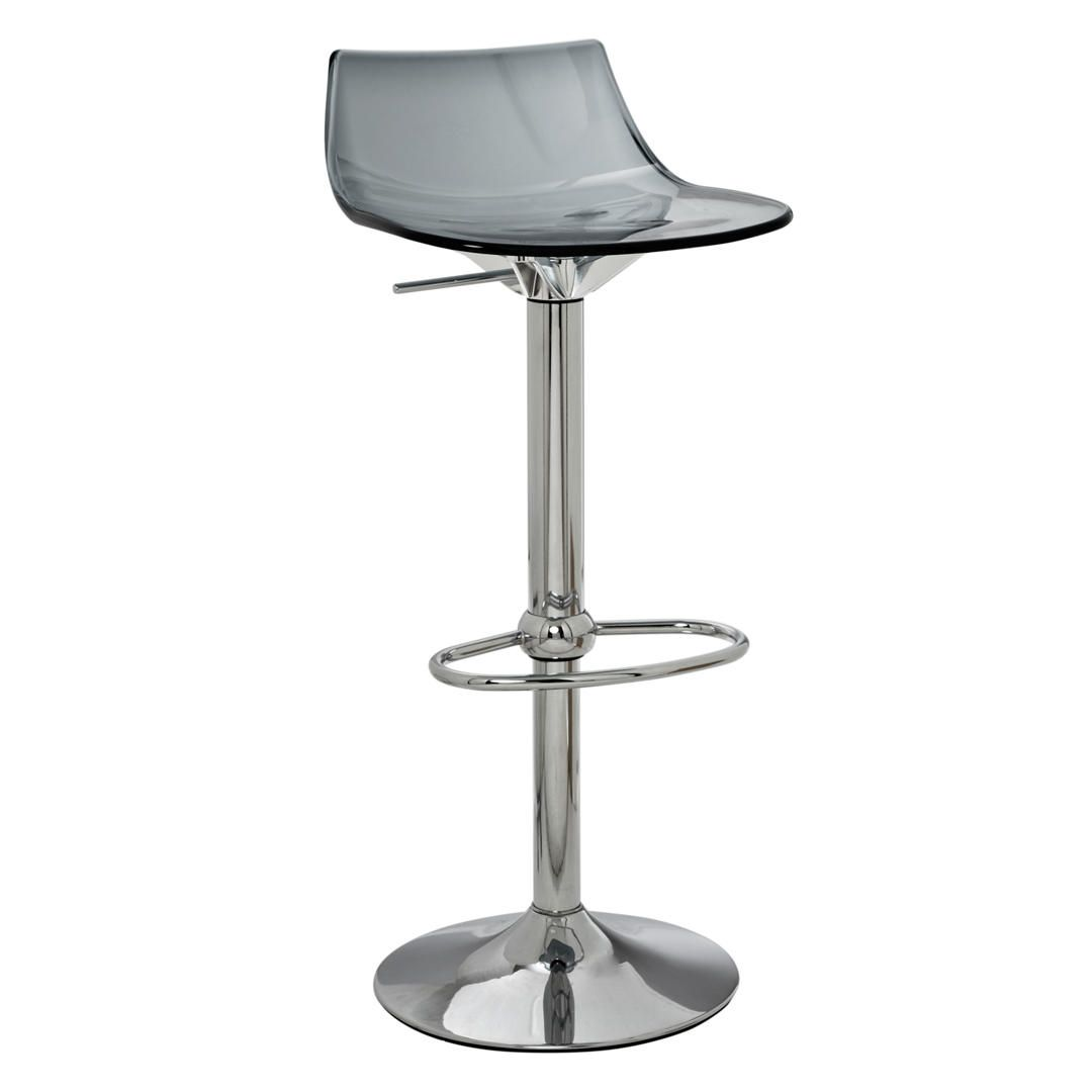 John Lewis & Partners Led Bar Stool, Smoke   Bar stools, Buy bar ...