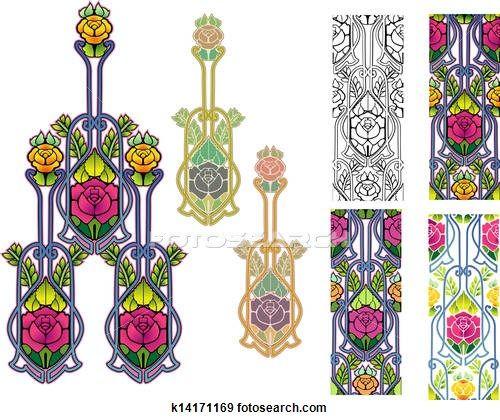 Clip Art Of Roses Nouveau Wallpaper K14171169 Search Clipart