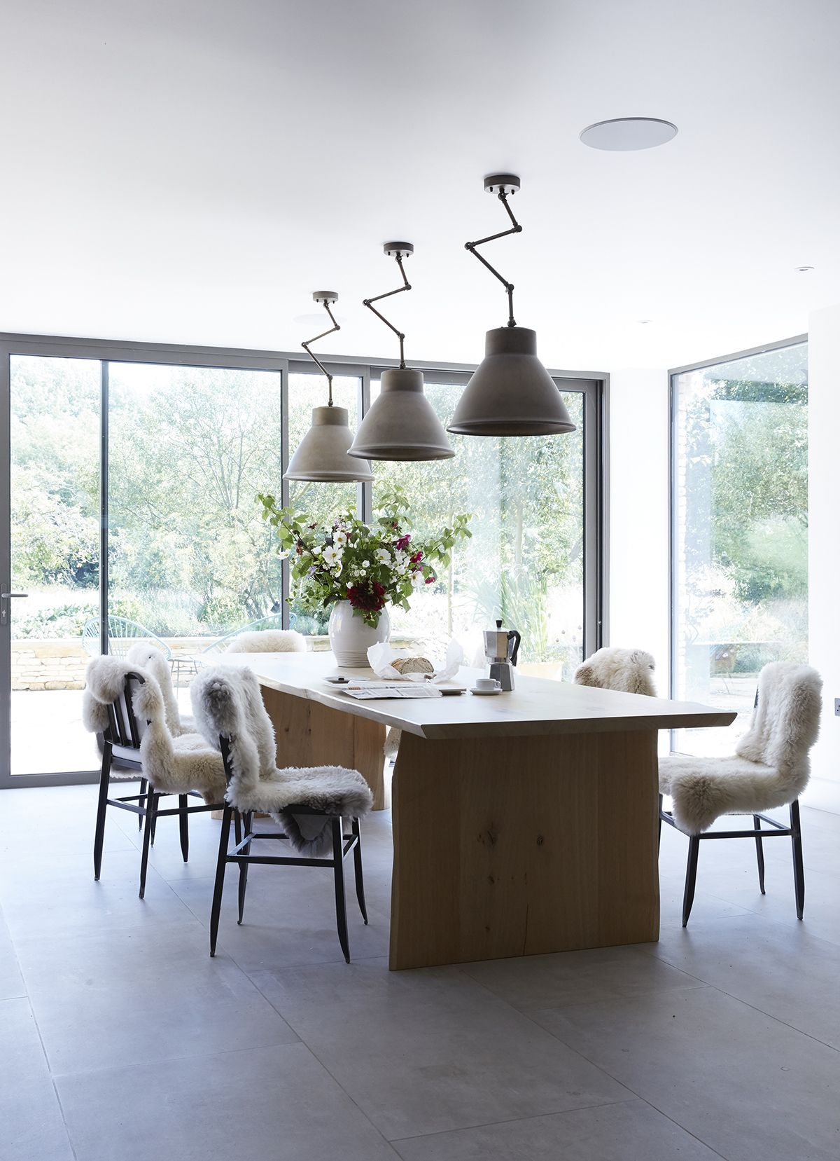 Scandi Cool House: A Transformed 17th-century mill in ...