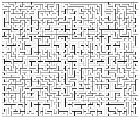 Intricate Coloring Pages Very Difficult Mazes Coloring Pages Free Printable Download Coloring Hard Mazes Coloring Pages Mazes For Kids Printable