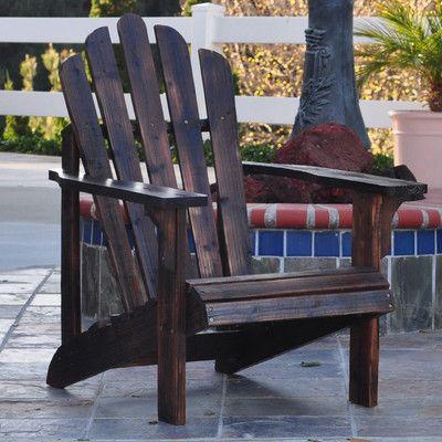 Shine Company Inc. Westport Adirondack Chair | Wayfair