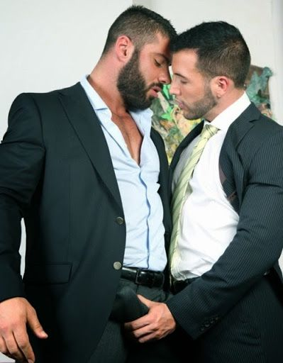 SUIT GAY HAIRY VIDEO
