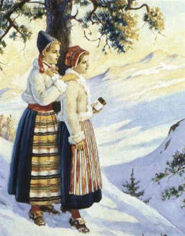 Jenny Nyström Dalkullor