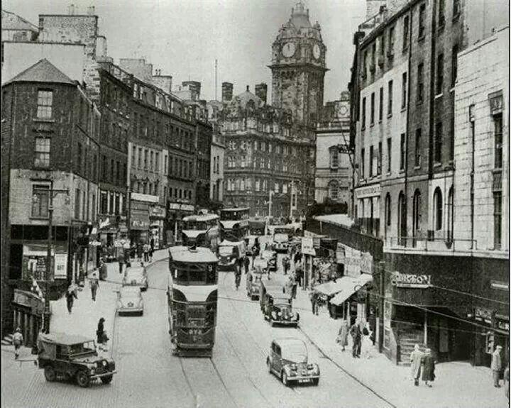 Leith Street , Edinburgh 1950 | Old town edinburgh, Visit edinburgh,  Edinburgh scotland