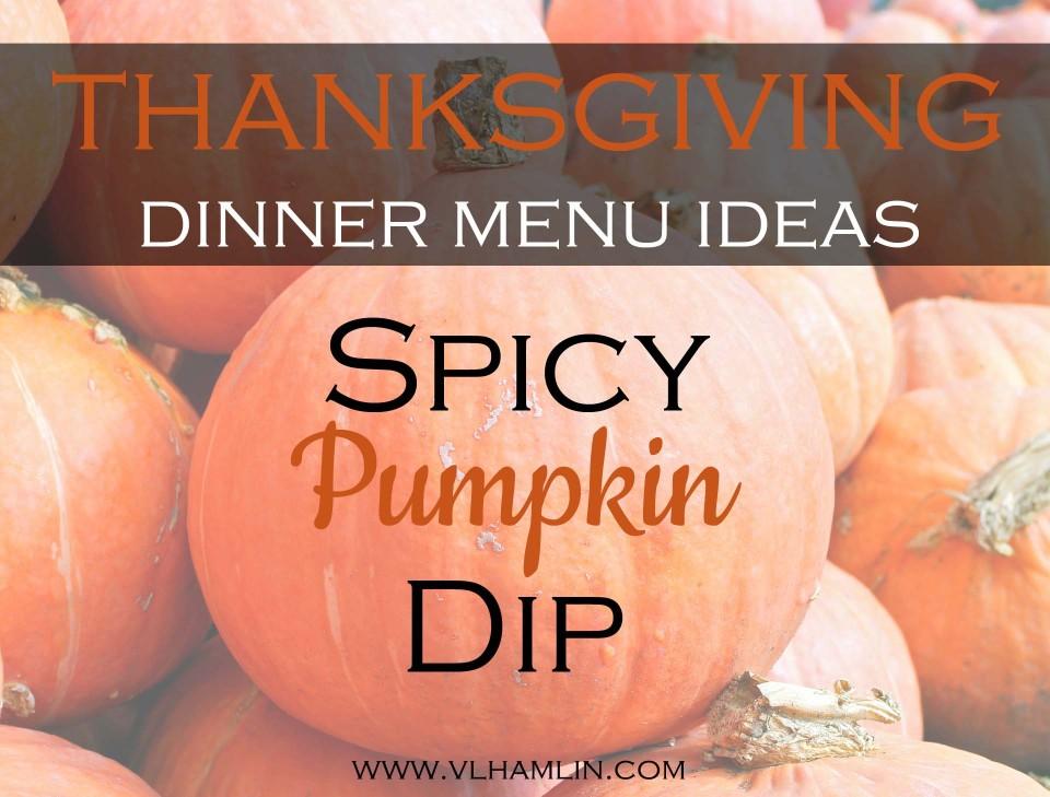 Easy Spicy Pumpkin Dip Recipe - Food Life Design #pumpkindip