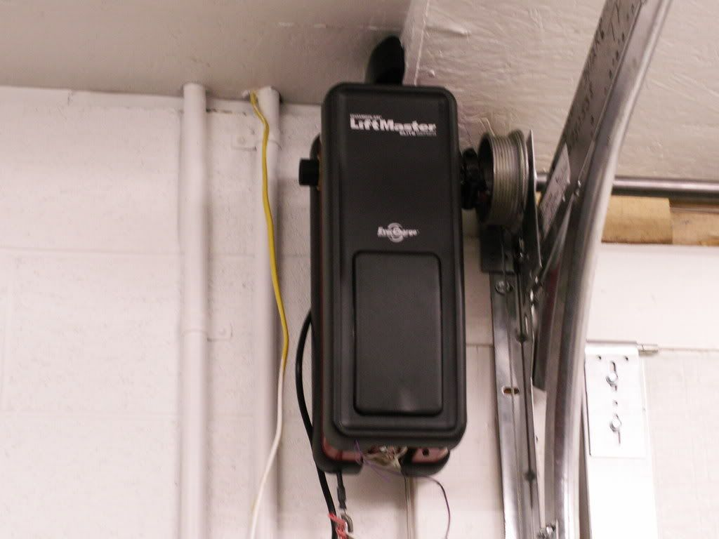 Image Result For Low Profile Garage Door Opener Garage Door