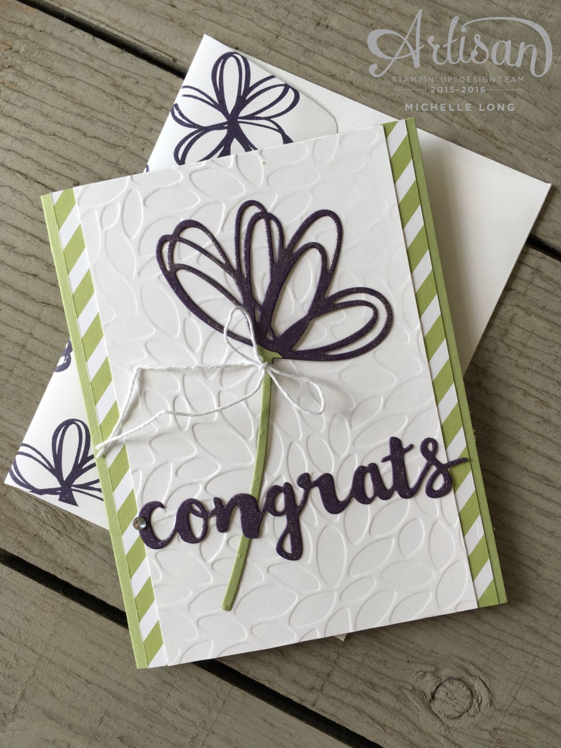 A wedding card with sunshine sayings simple cards