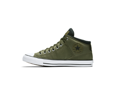 Converse Chuck Taylor All Star Cordura High Street High Top Men s Shoe...  Because I love Olive Green 0b597e3eb