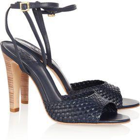 f6776b01e Tory Burch Katharina leather sandals