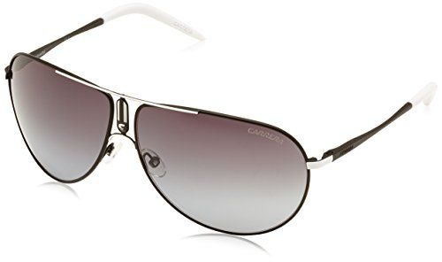 f497e1a08273 Carrera Gipsy HMF Black White Gipsy Aviator Sunglasses Lens Category 3 Lens  M ** Find out more about the great product at the image link.