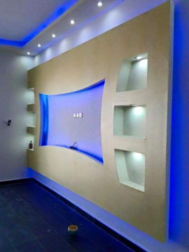 18 Best TV Wall Units With Led Lighting That You Must See | Home LED ...