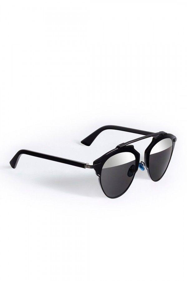 e88ca5fd4b9 Christian Dior Christian Dior So Real Siyah Bayan Güneş Gözlüğü ...