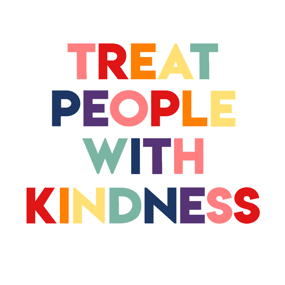 Tpwk Rainbow Sticker By Flowerfeasts White 3 X3 In 2020 Picture Collage Wall Happy Words Rainbow Stickers