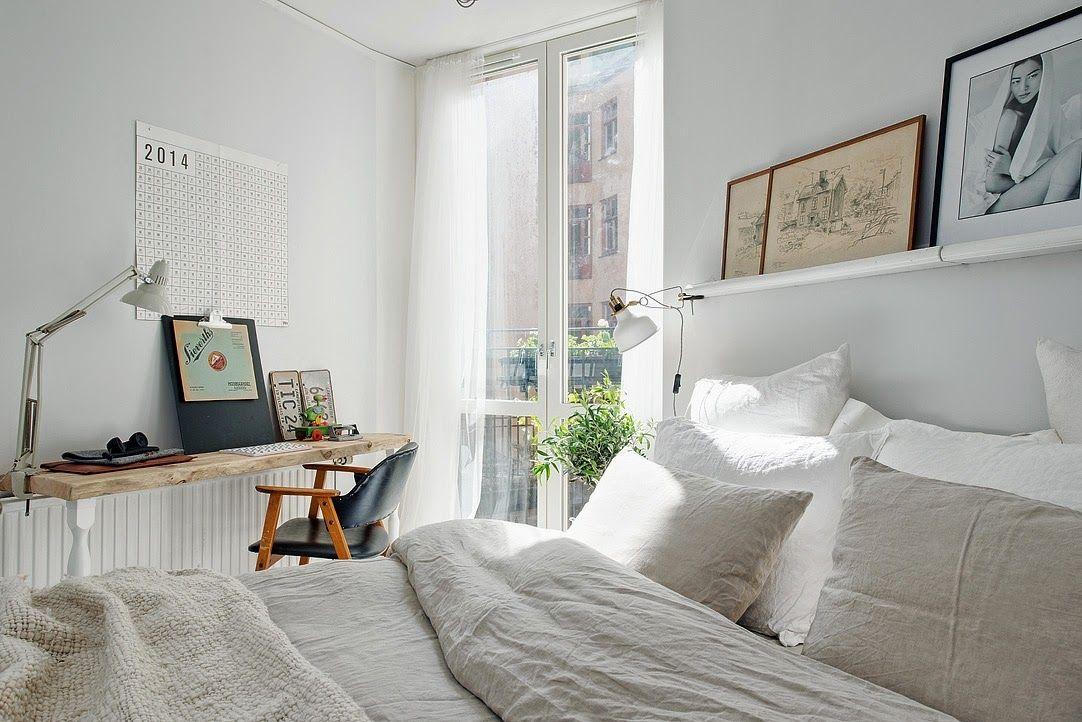Lámparas con pinza para mi habitación #1 : Fresh & Wood